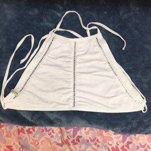 Rhythm swim bikini top